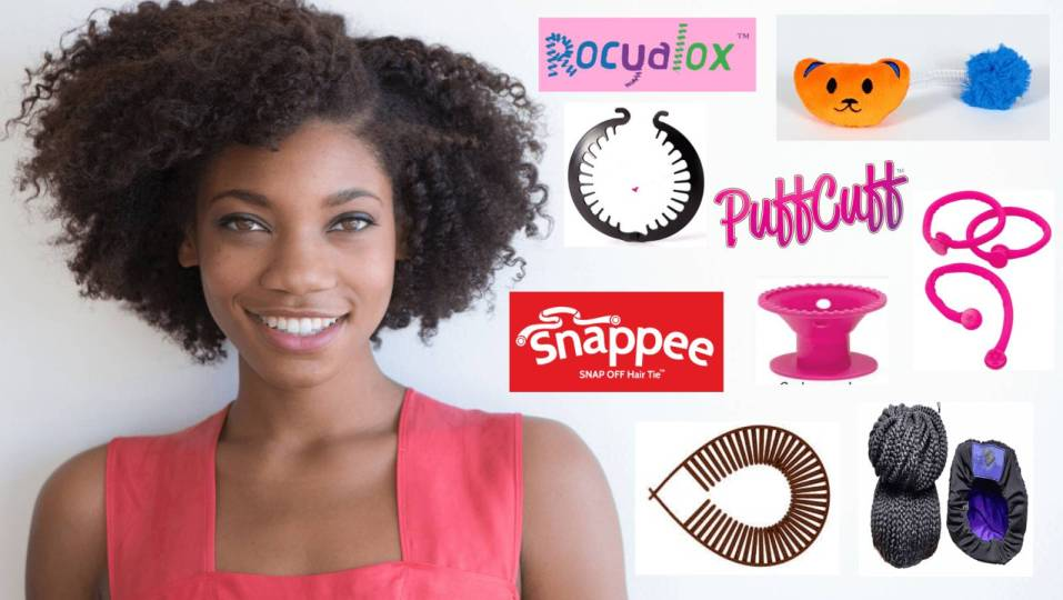 6 accessories that are game-changers in the Afro hair industry! 1